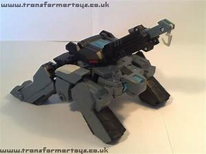 Transformers Animated Shockwave Longarm Prime image ...