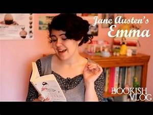Jane Austen's Emma: Bookish Vlog No. 1 - YouTube