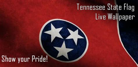 amazoncom tennessee flag  wallpaper appstore