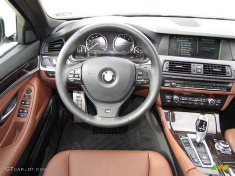 bmw  series  sedan cinnamon brown dashboard