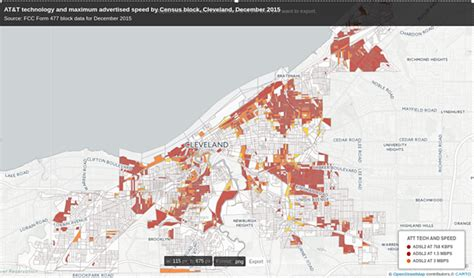 att  historically excluded clevelands poorest