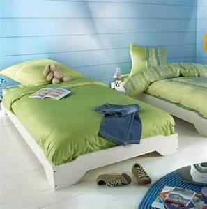 chambre enfant 3 suisses photo 3 15 deux lits avec une With tapis chambre enfant avec trois suisses canapé