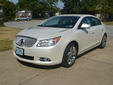 Buick Lacrosse 2011 Cxs by 2011 Buick Lacrosse Exterior Pictures Cargurus