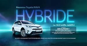 Nouveau Rav4 Hybride : profitez de notre offre sp ciale toyota rav4 ~ Maxctalentgroup.com Avis de Voitures