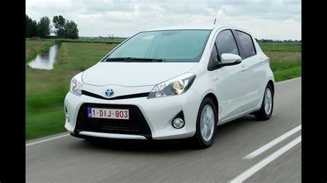 toyota yaris hybrid roadtest english subtitled youtube