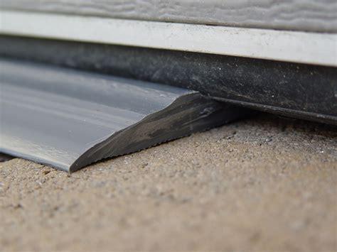 Tsunami Seal? Garage Door Threshold Seal