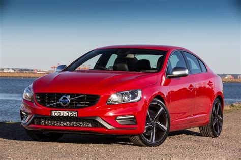 2018 Volvo S60 V60 On Sale In Australia From 49990