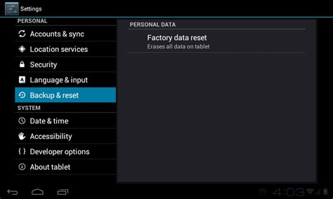 factory reset android avast factory reset doesn t remove personal user data