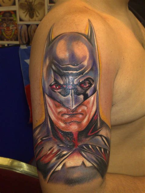 batman tattoo designs  ideas