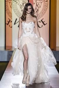 versace fall 2012 couture wedding inspirasi With versace wedding dress