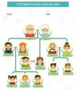 16  Printable Family Tree Templates