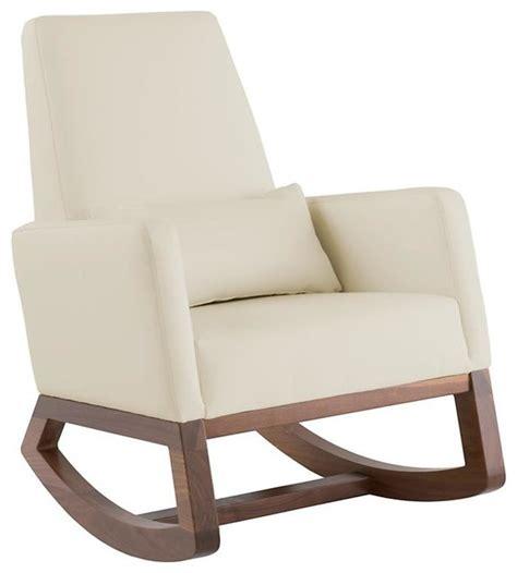 Rocking Chair Cushions For Nursery Uk by Joya Rocker Modern Rocking Chairs By The Land