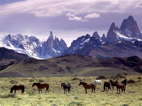 Andes  Beautiful Places In The World