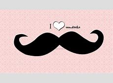Gallery Of Cute Wallpapers Tumblr Mustache Desktop Backgrounds Wallpaper Cave
