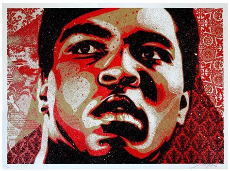 Graffiti Muhammad : Muhammad Ali For Sale