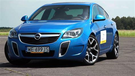 Opel Pl by Opel Insignia Opc 2015 Test Pl