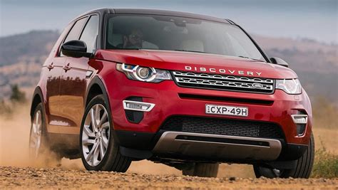 land rover discovery sport hse 2016 land rover discovery sport sd4 hse review road test carsguide