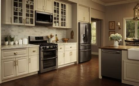 LG Black Stainless Steel Series. These LG Black Stainless