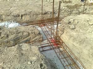Ferraillage Fondation Mur De Cloture : fondations entreprise ozcelik construction ~ Dailycaller-alerts.com Idées de Décoration