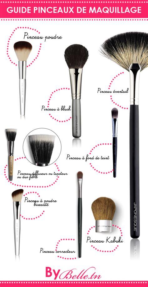 Pinceaux de maquillage professionnel pb cosmetics