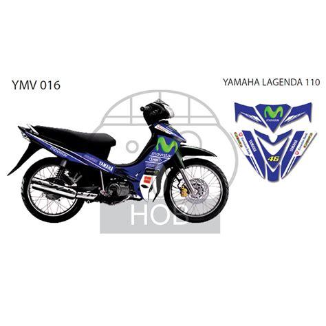 yamaha lagenda 110 movistar sticker shopee malaysia