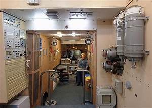 Model Of Mir Space Station Interior Photograph By Ria Novosti