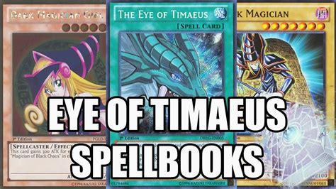 eye of timaeus deck ebay eye of timaeus spellbooks deck profile