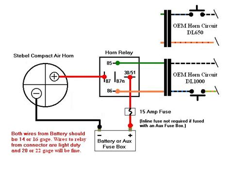 Stebel Nautilu Air Horn Wiring Diagram by How I Installed Stebel Nautilus Compact Air Horn