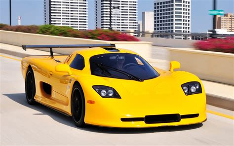 The Top Five American Super Cars Of All Time