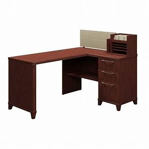 bush business furniture enterprise 60 x 47 corner desk With in home furniture enterprise