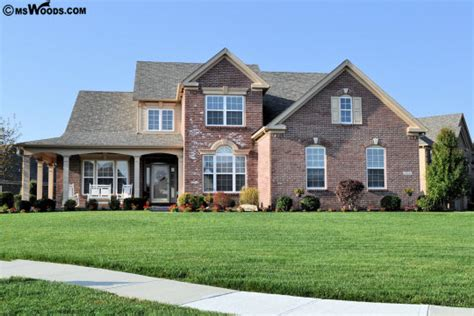 weatherstone subdivision fishers indiana m s woods