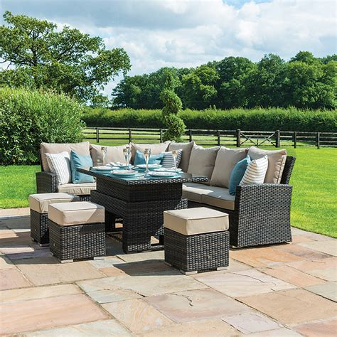 Outside Furniture Stores by The Best Garden Furniture To Leave Outside