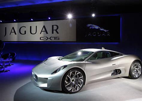 Jaguar Maker by Bond Villain Prototype Jaguar That Featured In 007