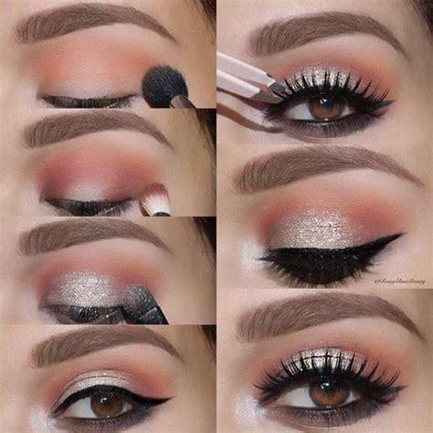 tutos makeup pour sublimer des yeux marrons astuces de