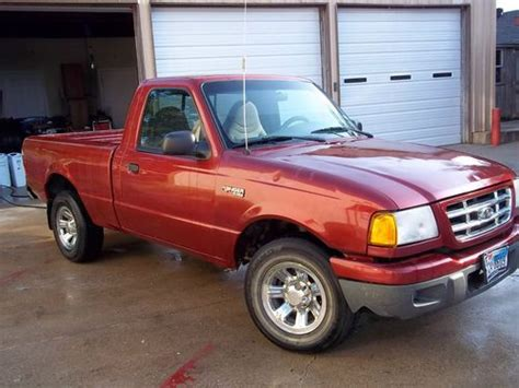 find   ford ranger xlt standard cab pickup  door