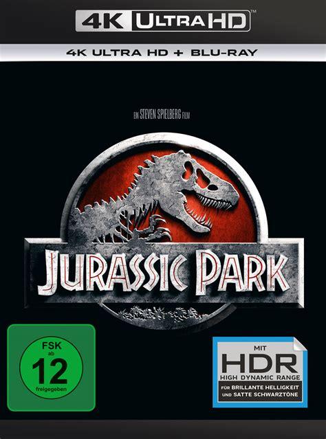 jurassic park cover uhd blu ray kritik jurassic park 4k review rezension