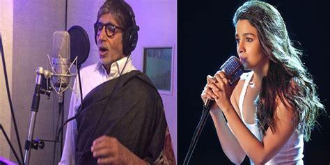 Popular Bollywood Actors Turned Singing Sensations