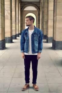 Denim Jacket and Jeans Men
