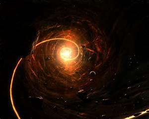 Black Hole Art 3D - Pics about space