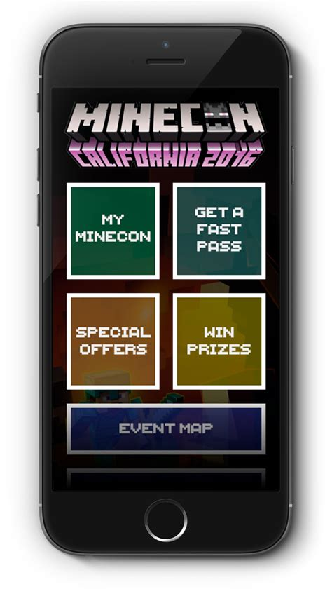 Minecraft Mobile by Minecraft Minecon Mobile App Bryan Perry