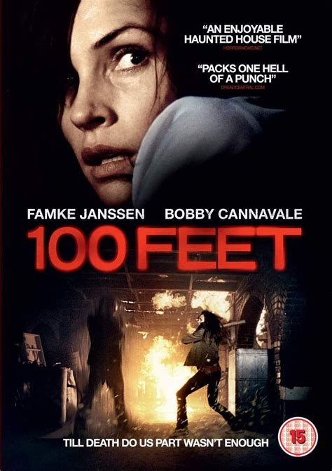 100 Feet Film Review  The Horror Entertainment Magazine