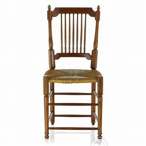 Chaise Louis Xvi : chaise ancienne bois et paille louis xvi saulaie ~ Teatrodelosmanantiales.com Idées de Décoration