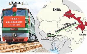Beijing 'sends' freight train for Nepal - National - The ...