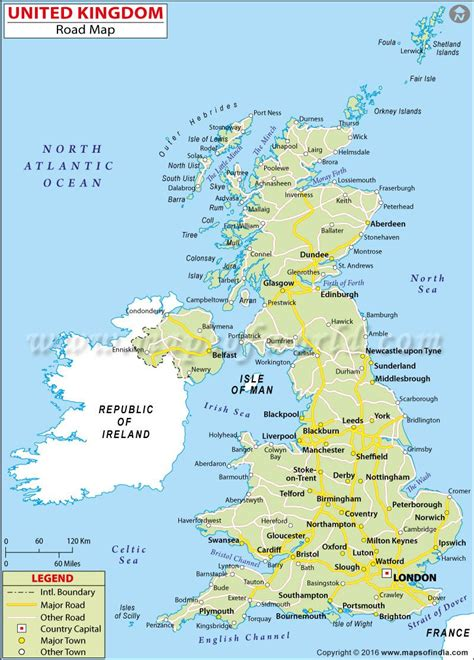 united kingdom maps  cities  travel information