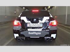 Orgasmic Sound of BMW S85 50 NA V10 BMW M5 E60 Engine