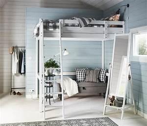 Ikea Stora Hochbett : hochbett f r erwachsene und kinder sch ner wohnen ~ Orissabook.com Haus und Dekorationen