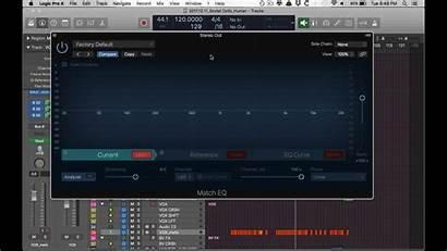 Eq Match Pro Analyzer Reveal Sound Spacebar