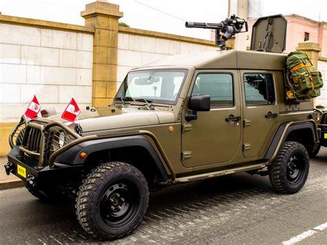 Romania May Produce Jeep Military Vehicles