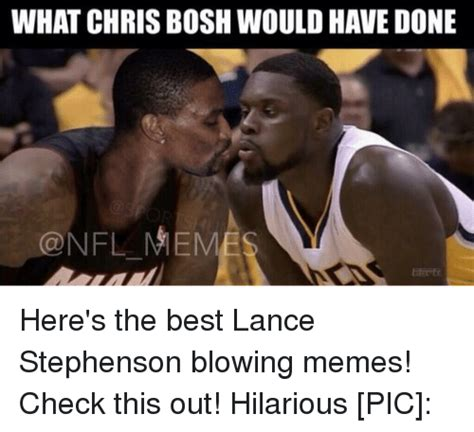 Lance Stephenson Meme - 25 best lance stephenson blow memes lance stephenson blowing memes stephenson memes