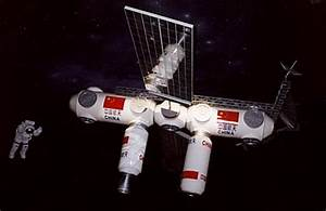 China's Manned Space Station - Gizchina.com